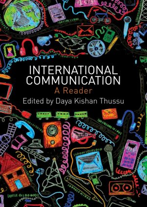 International Communication: A Reader: 1st Edition (Paperback) book cover