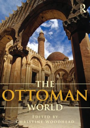 The Ottoman World (Hardback) book cover