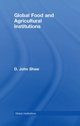 Global Food and Agricultural Institutions