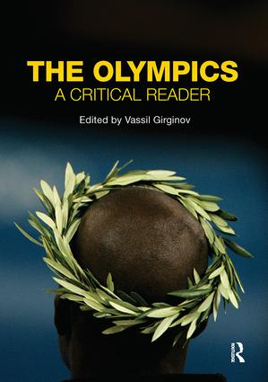 The Olympics: A Critical Reader (Paperback) book cover