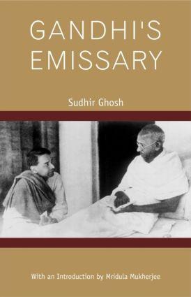 Gandhi's Emissary book cover