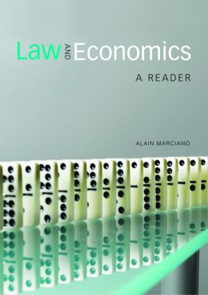 Law and Economics: A Reader, 1st Edition (e-Book) book cover