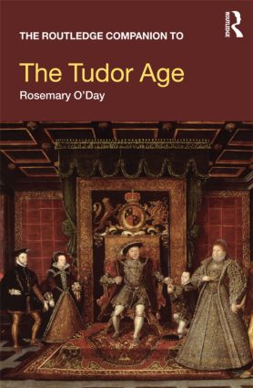 The Routledge Companion to the Tudor Age book cover