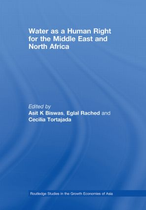 Water as a Human Right for the Middle East and North Africa book cover