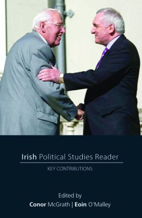 Irish Political Studies Reader: Key Contributions, 1st Edition (Paperback) book cover