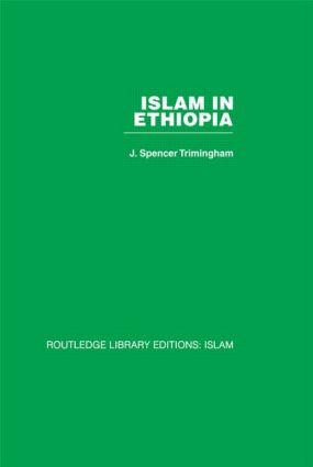 Islam in Ethiopia: 1st Edition (Hardback) book cover