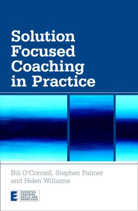 Solution Focused Coaching in Practice (Paperback) book cover