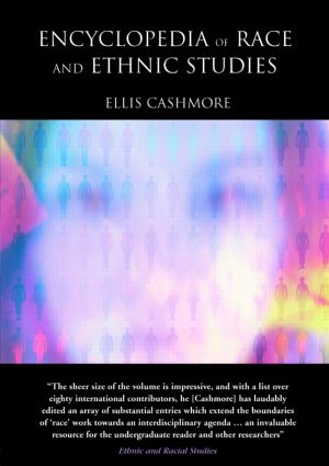 Encyclopedia of Race and Ethnic Studies (Paperback) book cover
