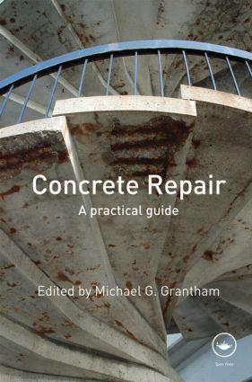 Concrete Repair: A Practical Guide book cover