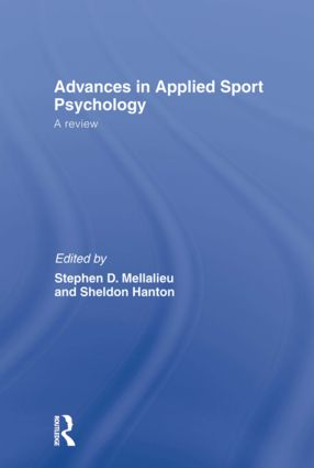Advances in Applied Sport Psychology: A Review book cover
