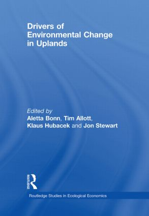Drivers of Environmental Change in Uplands (Hardback) book cover