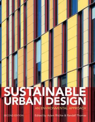 Sustainable Urban Design: An Environmental Approach, 2nd Edition (Paperback) book cover