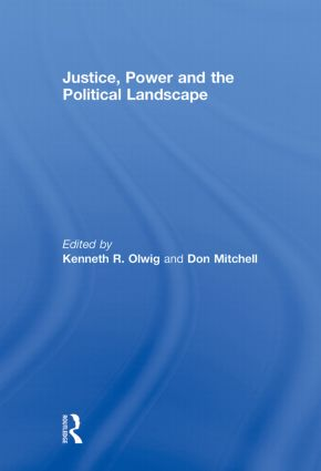 Justice, Power and the Political Landscape book cover