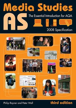 AS Media Studies: The Essential Introduction for AQA, 3rd Edition (Paperback) book cover