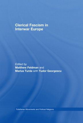 Clerical Fascism in Interwar Europe (Hardback) book cover