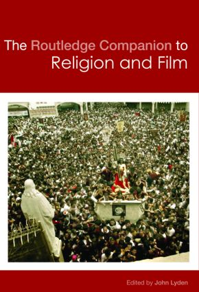 The Routledge Companion to Religion and Film (Hardback) book cover