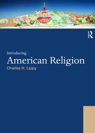 Introducing American Religion (Paperback) book cover