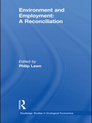 Environment and Employment: A Reconciliation book cover