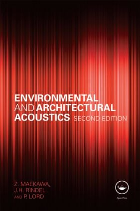 Environmental and Architectural Acoustics: 2nd Edition (Hardback) book cover