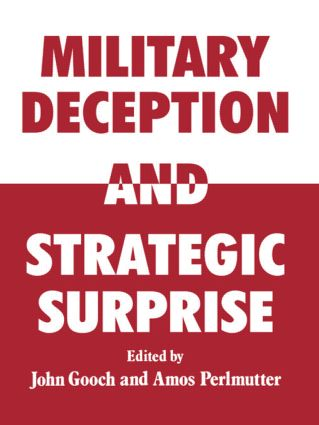 Military Deception and Strategic Surprise! (Paperback) book cover