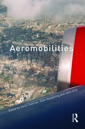 Aeromobilities (Hardback) book cover
