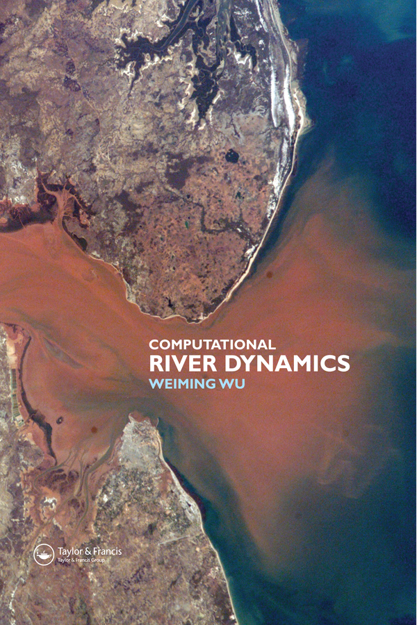 Computational River Dynamics: 1st Edition (Paperback) book cover