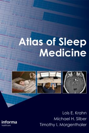Atlas of Sleep Medicine: 1st Edition (Paperback) book cover