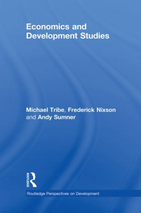 Economics and Development Studies: 1st Edition (Hardback) book cover