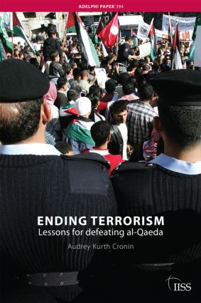 Ending Terrorism: Lessons for defeating al-Qaeda (Paperback) book cover