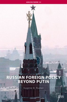 Russian Foreign Policy Beyond Putin