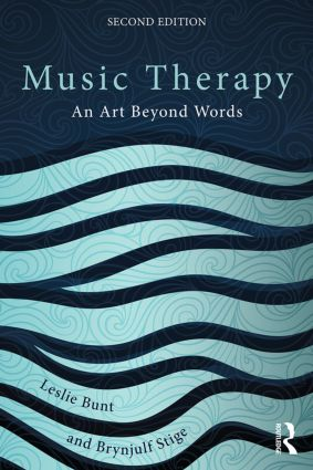 Music Therapy: An art beyond words, 2nd Edition (Paperback) book cover