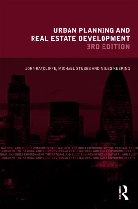 Urban Planning and Real Estate Development: 3rd Edition (Paperback) book cover