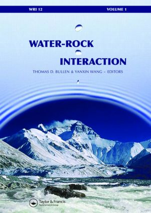 Water-Rock Interaction, Two Volume Set: Proceedings of the 12th International Symposium on Water-Rock Interaction, Kunming, China, 31 July - 5 August 2007, 1st Edition (Hardback) book cover