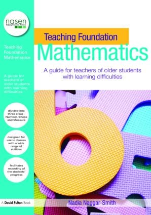 Teaching Foundation Mathematics: A Guide for Teachers of Older Students with Learning Difficulties book cover