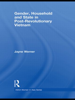 Gender, Household and State in Post-Revolutionary Vietnam (Hardback) book cover