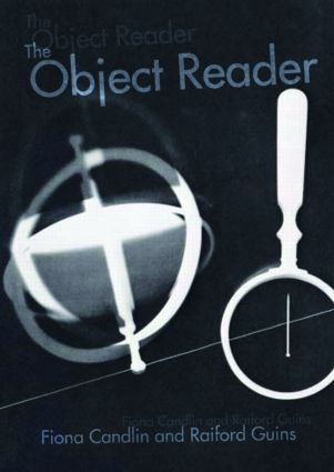 The Object Reader (Paperback) book cover