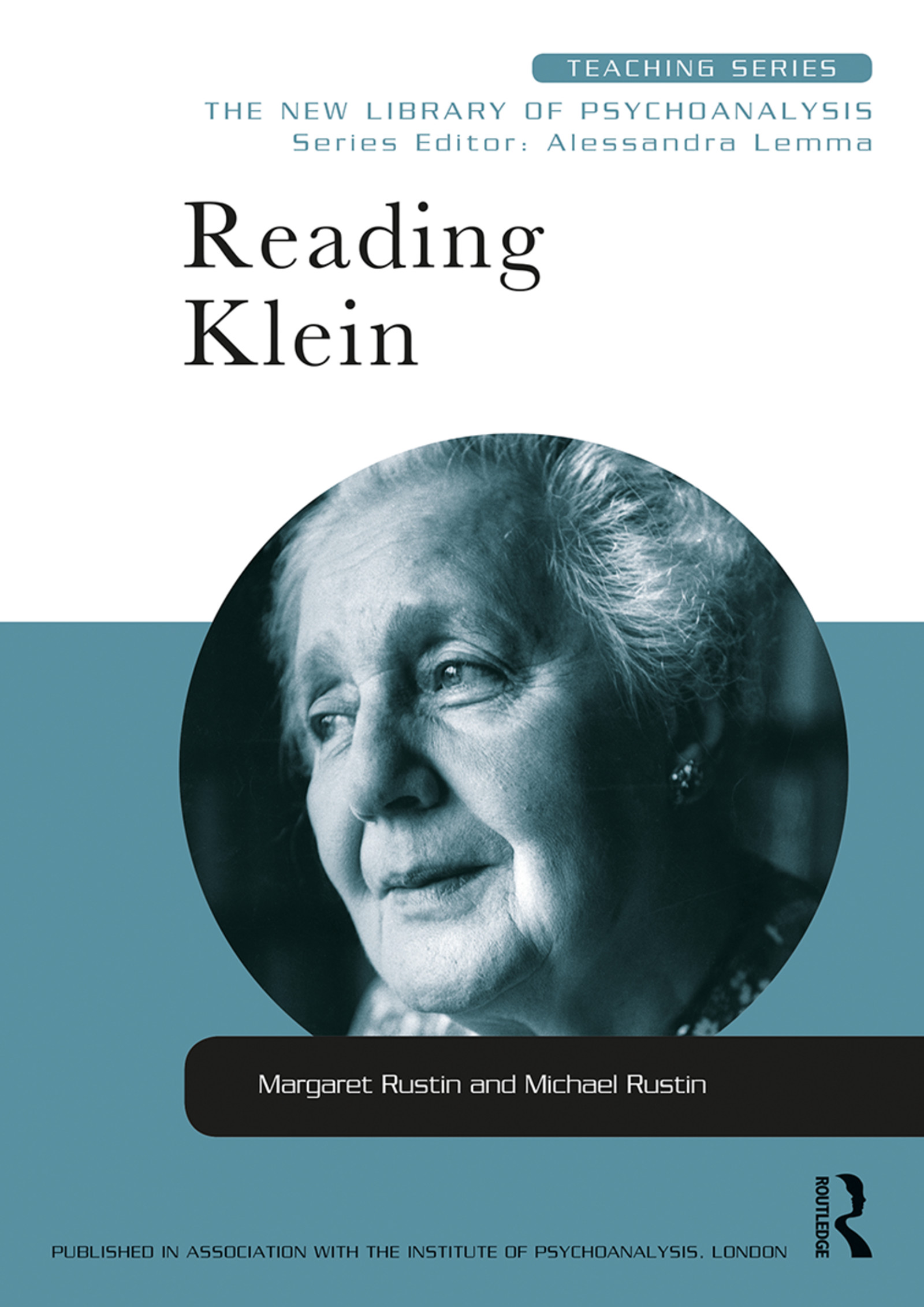 Reading Klein (Paperback) book cover