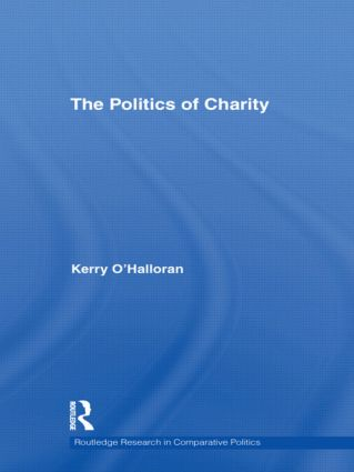 The Politics of Charity: 1st Edition (Hardback) book cover
