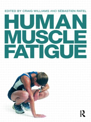 Human Muscle Fatigue (Paperback) book cover