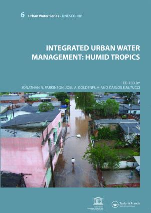 Integrated Urban Water Management: Humid Tropics: UNESCO-IHP book cover