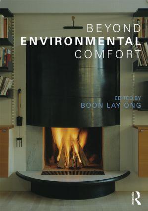 Beyond Environmental Comfort (Paperback) book cover