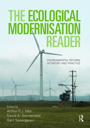 The Ecological Modernisation Reader: Environmental Reform in Theory and Practice (Paperback) book cover