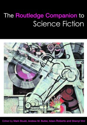 The Routledge Companion to Science Fiction (Hardback) book cover