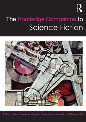 The Routledge Companion to Science Fiction: 1st Edition (Paperback) book cover