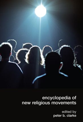 Encyclopedia of New Religious Movements (Paperback) book cover