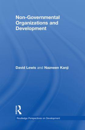 Development NGOs in perspective