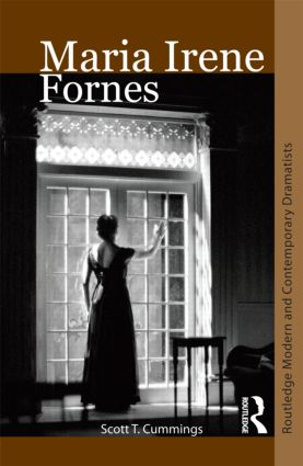 Maria Irene Fornes: 1st Edition (Paperback) book cover