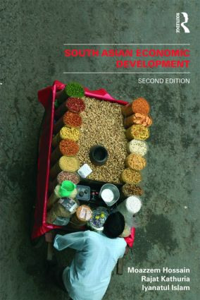 South Asian Economic Development: Second Edition, 2nd Edition (Paperback) book cover