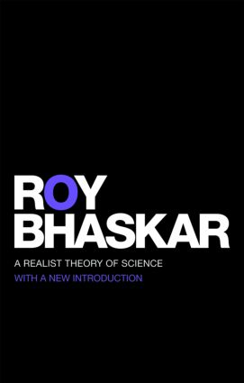 A Realist Theory of Science: 1st Edition (Paperback) book cover