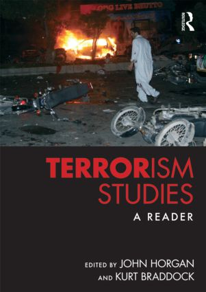 Terrorism Studies: A Reader book cover